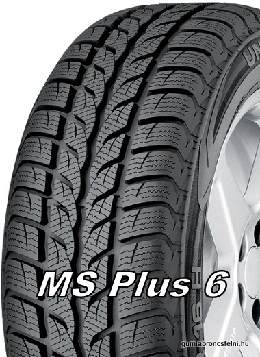 135/80R13 Q MS Plus 6  Uniroyal Téli gumi